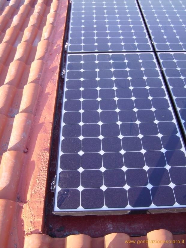 collettore solare