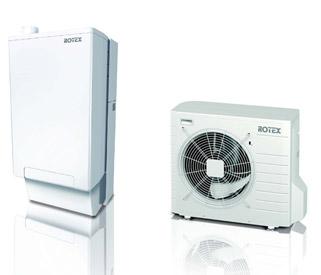 Hybrid system ROTEX