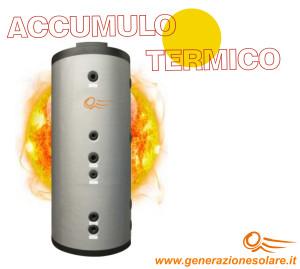 SETTOREaccumulo termico