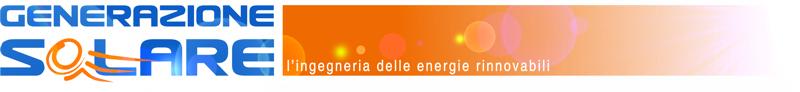 Generazione Solare