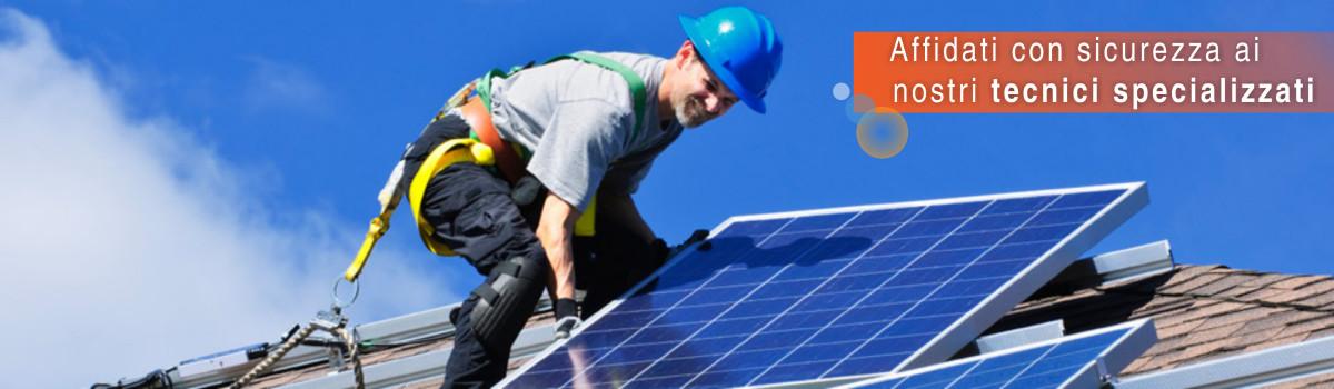 Generazione Solare. Installatore Fotovoltaico Roma. tecnici specializzati.